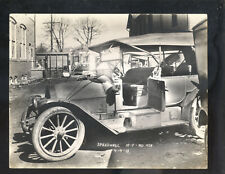 DAYTON OHIO SPEEDWELL AUTOMOBILE MODEL 10-5 CAR DEALER ADVERTISING PHOTOGRAPH