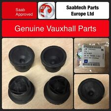 4 x VAUXHALL/OPEL VECTRA INSIGNIA ENGINE COVER BUSHING RETAINER 5850765-24453627