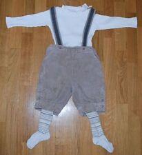 Pantalons et shorts salopettes beige pour garçon de 0 à 24 mois