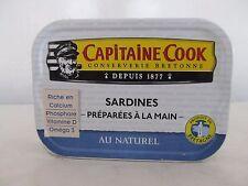 Capitaine Cook, Naturel, Füllgewicht 130 g ATG 91g