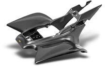 NEW HONDA TRX 450R 04 - 05 BLACK CARBON FIBER PLASTIC REAR FENDER TRX450R