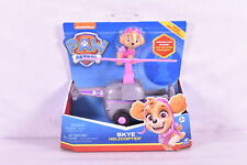 Nickelodeons Paw Patrol Skye with Helicopter and Propeller Spins
