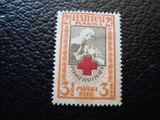 ESTONIE - timbre yvert et tellier n° 47 n* MH (TU)