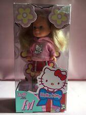 Simba Steffi Love Evi doll Hello Kitty Sanrio little sister MIB