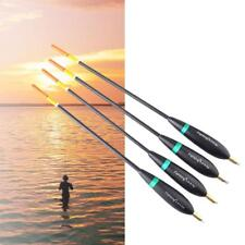 4pcs Bottom Fishing Floats 225cm265cm Length Hard Tail Plastic Fishing Float'