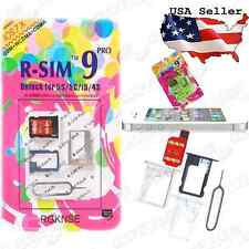 Original R-SIM 9 PRO iPhone 4S 5 Unlock Card iOS 6-7 at&t Verizon T-Mobile Gevey