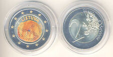 Commemorative coin 2016 Lithuania Baltic Culture COLOUR