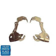 1964-72 Skylark / GTO Disc Brake Front Caliper Brackets Single Piston - Pair