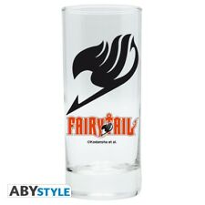 Fairy Tail Logo 290ml Glas