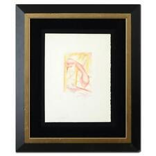 """Salvador Dali """"Soft phone"""" Framed lithograph ca. 1980"""