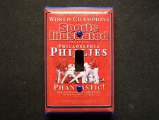 Decorative Light Switch Covers-Decoupage-PHILADELPHIA PHILLIES 2008 S.I. ISSUE