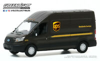 A.S.S NEU GreenLight 1/64 Ford Transit 2019 UPS Route Runners 2020