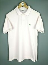Mens Vintage LACOSTE Devanlay Polo Shirt Size 3 Pink | Small