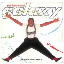 "Phil Fearon & Galaxy - What Do I Do? - 12"" Vinyl Record"
