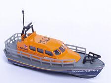 USED 1:87 Corgi Shannon Class Lifeboat Model RNLI 13-01 Metal Kayak Lifeboats