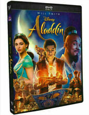 Aladdin Live Action Will Smith Movie (DVD, 2019) Free Shipping!