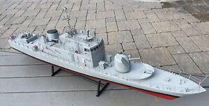 "Dumas - 1218 USS Crocket Gun Boat 51"""
