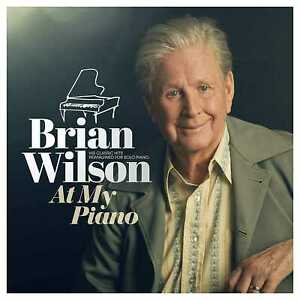 Brian Wilson - At My Piano Instrumental (NEW CD) PREORDER 19/11/21