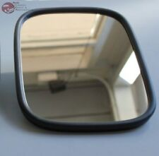 Custom Truck Black Rectangle Outside Exterior Side Door Mirror Head Chevy Ford