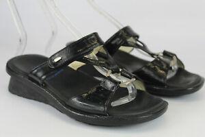 Wolky  Gr.37 Damen Pantoletten Sandalen Sandaletten   Nr. 151 A