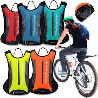 10L Men Women Waterproof Cycling Bike Backpack Rucksack Light Outdoor Sports Bag