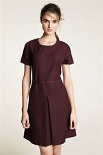 Next Berry Work Wear Dress