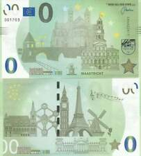 Biljet billet zero 0 Euro Memo - Maastricht (039)