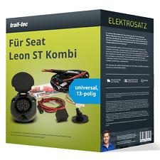 Für Seat Leon ST Kombi E-Satz 13-pol universell NEU