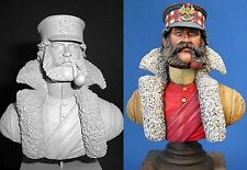 Sovereign 2000 1/9th Scale Officer 71st Highlanders Crimea bust Unpainted kit