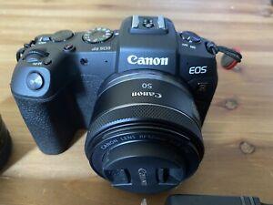 Canon EOS RP - 50mm 1.8