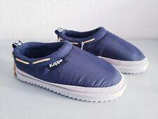 Kappa Unisex 222 Mule Slip On Slippers Blue Dress-Sand-Microship Men's Sz 8 New