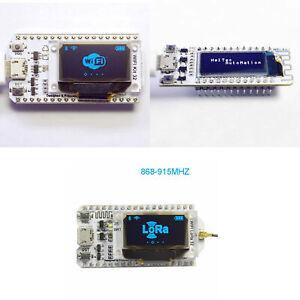Hot SX1276/ESP32/ESP8266 0.96 inch OLED Bluetooth WIFI CP2102 Module for Arduino