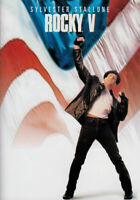 Rocky V 5 New Dvd Free Shipping
