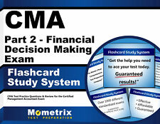 CMA Part 2 - Financial Decision Making Exam Flashcard Study System