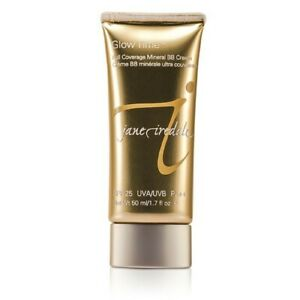 Jane Iredale Glow Time Full Coverage Mineral BB Cream SPF 25 - BB3 50ml BB