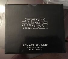 Gentle Giant Star Wars Blue Senate Guard Collectible Mini Bust Statue