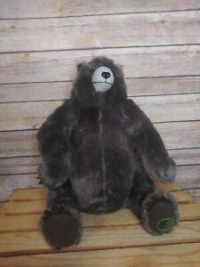 "Disney Jungle Book Baloo stuffed animal 12"""