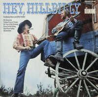 The Banjo Boys And Billy Fiedler - Hey, Hillbill Vinyl Schallplatte - 171256