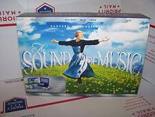 SOUND OF MUSIC 45th Anniversary Limited Edition Set Blu-Ray - DISC PLAYED ONCE