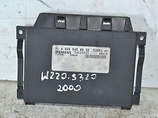 Mercedes S Class Gear Box ECU A0255450532 W220 S320 CDi Auto 1999-2005