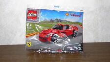Lego Racers Ferrari Shell Promo Set 40191 F12 Berlinetta von 2014, NEU MISB