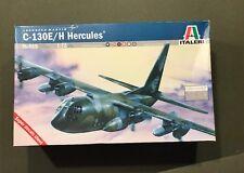 ITALERI C-130E/H HERCULES LOCKHEED MARTIN 1:72