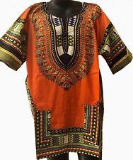 efc6e7ca5cc African Men Women Dashiki Shirt Top Blouse Hippie Tribal Caftan