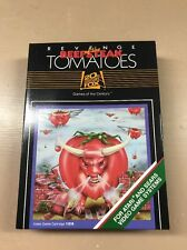 Revenge of the Beefsteak Tomatoes (Atari 2600, 1983) NIB New From Sealed Case