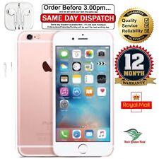 Apple iPhone 6s - 16GB-oro rosa (sbloccato) condizioni eccellenti + GARANZIA