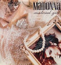 Madonna Material Girl Ext  US  12""