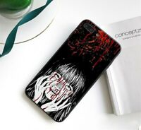 Junji Ito Tees Horror Cover Case iPhone 5 5S SE 6 6S 7 8 + plus X XS XR XS MAX
