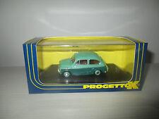 FIAT  600 SCIONERI STRADALE 1960 PK236 PROGETTOK SCALA 1:43