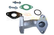 Carburetor Intake Manifold 19mm Gasket Spacer Bolts Atv Quad 90cc 110cc 125cc