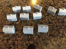 Batman monopoly DC Collectors Edition Replacement Skyscrapers Silver 11